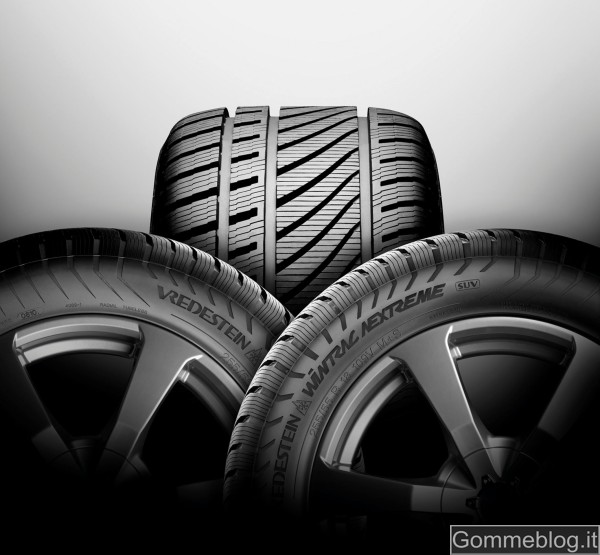 Vredestein Wintrac Nextreme: primi pneumatici invernali al mondo con codice velocità Y (300 km/h) 2