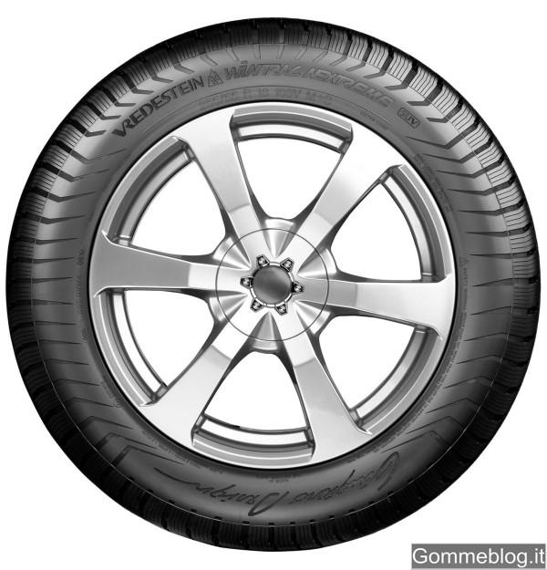 Vredestein Wintrac Nextreme: primi pneumatici invernali al mondo con codice velocità Y (300 km/h) 5