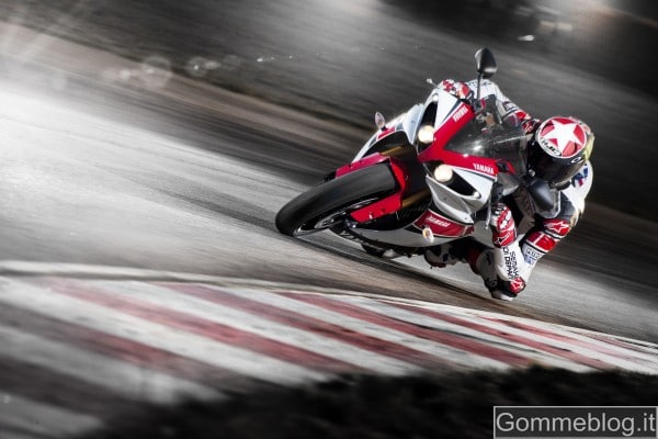 Yamaha YZF-R1 2012: report completo su tecnica e performance