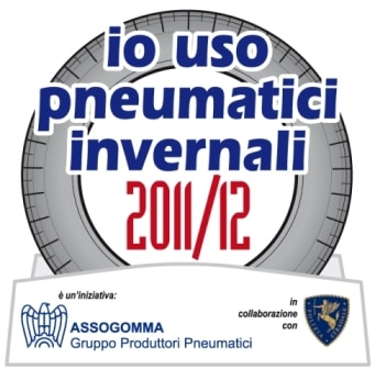 """""""Io uso pneumatici invernali"""": progetto novità inverno 2011- 2012"""