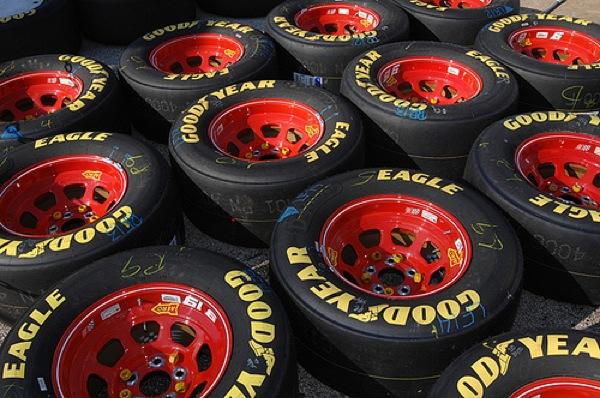 Goodyear fornitore unico per la Nascar fino al 2017