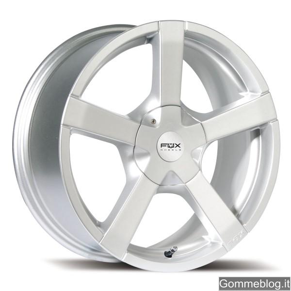 Cerchi in lega Laidelli Wheels Fox FX1: perfetti per pneumatici invernali