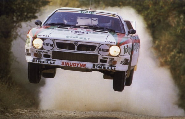 Pirelli P7 Corsa Classic: nuovi pneumatici per auto da rally storiche