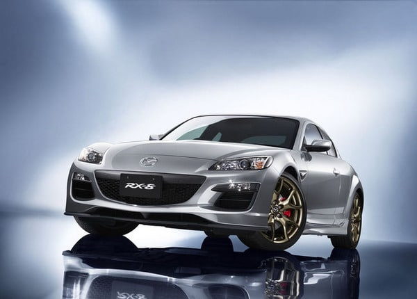 Mazda RX-8 Spirit R: una Final Edition per un grande addio