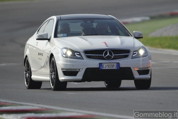 Mercedes C63 AMG Coupé: report completo su tecnica e performance 1