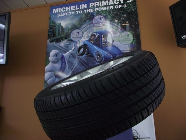 Michelin Primacy 3: anticipazione della nostra prova su strada a Valencia