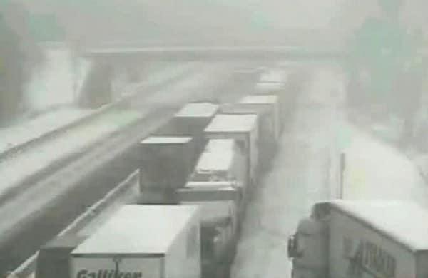 Firenze (Fi-Pi-Li): obbligo di circolazione con pneumatici invernali o catene da neve