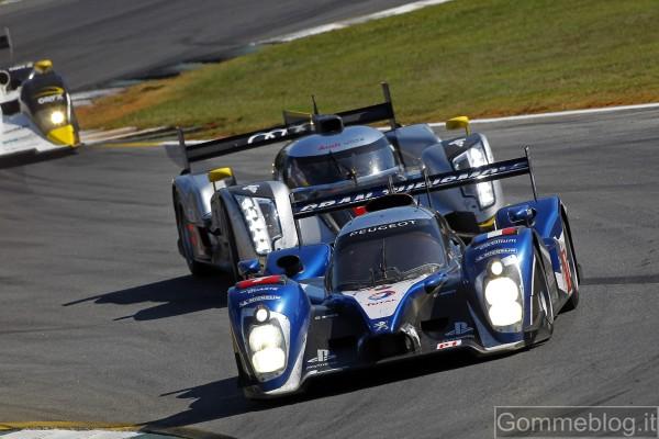 Michelin e Peugeot vincono la Intercontinental Le Mans Cup 3
