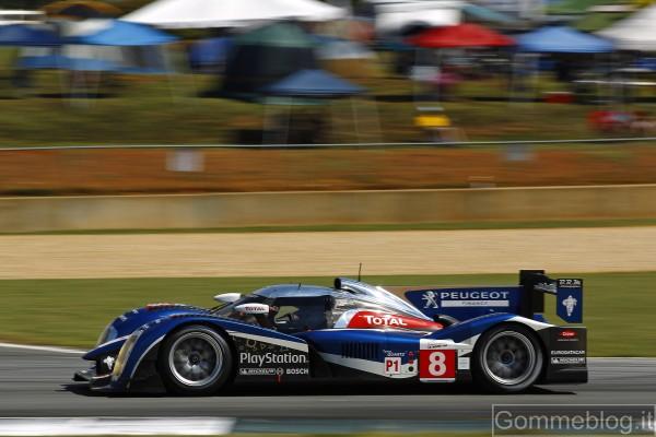 Michelin e Peugeot vincono la Intercontinental Le Mans Cup 2