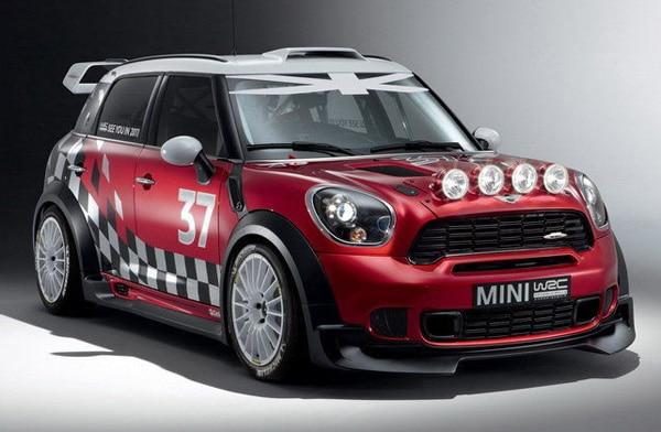 Prodrive Mini Countryman S, come potenziare ancora di più un'auto da rally