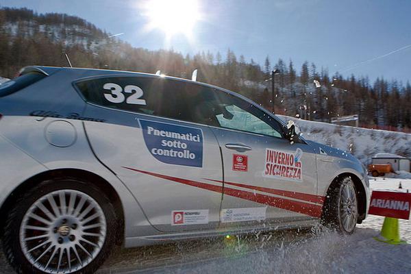 I pneumatici invernali tra codice della strada, ordinanze e … mercato italiano