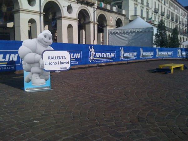 Giornata Michelin per la sicurezza stradale: Torino 15-16 ottobre 1