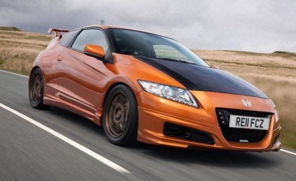 Honda CR-Z by Mugen, 197 Cv di potenza in vendita da febbraio 2012