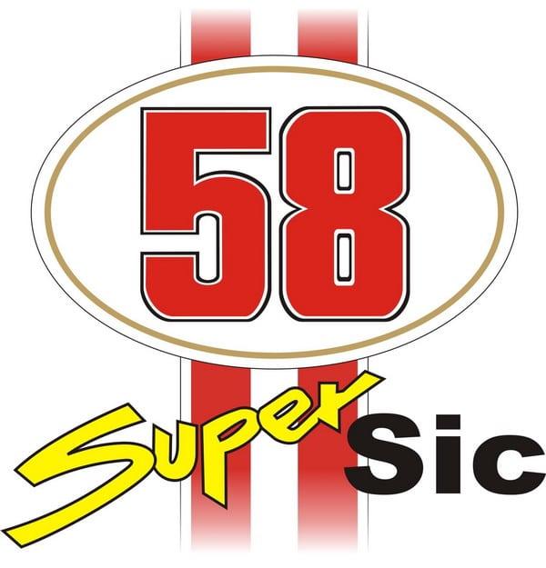"""A Valencia Dovizioso correrà con il """"58"""" cucito sulla tuta"""