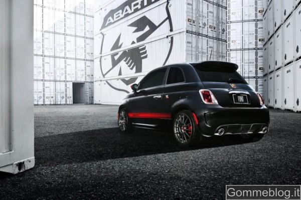 La Fiat 500 Abarth sbarca in America 2