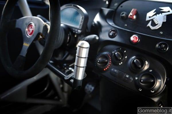 """Abarth 695 """"Assetto Corse"""": per chi ha tanta voglia di correre 2"""