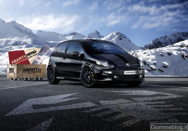 Abarth Punto Scorpione: 180 CV in anteprima al Motorshow di Bologna