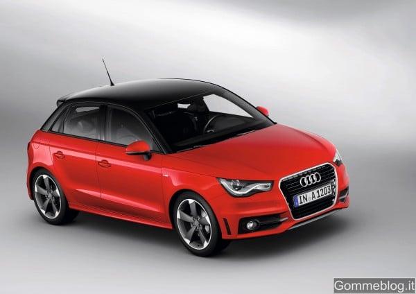 """Audi A1 Sportback: analizziamo questa nuova """"piccola"""" 5 porte sportiva 2"""