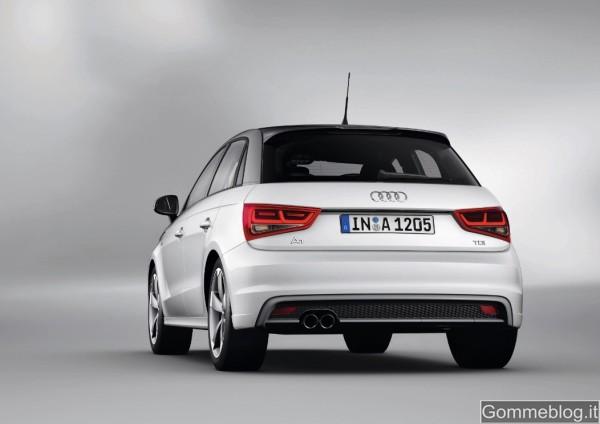 """Audi A1 Sportback: analizziamo questa nuova """"piccola"""" 5 porte sportiva 4"""