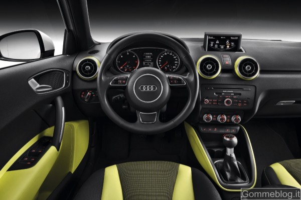 """Audi A1 Sportback: analizziamo questa nuova """"piccola"""" 5 porte sportiva 5"""