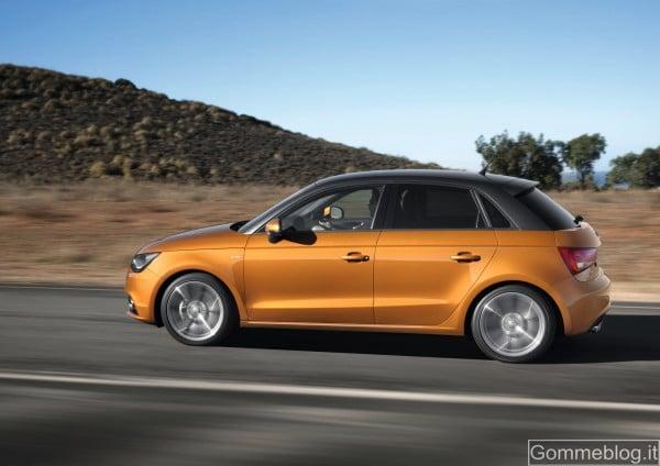 """Audi A1 Sportback: analizziamo questa nuova """"piccola"""" 5 porte sportiva 3"""