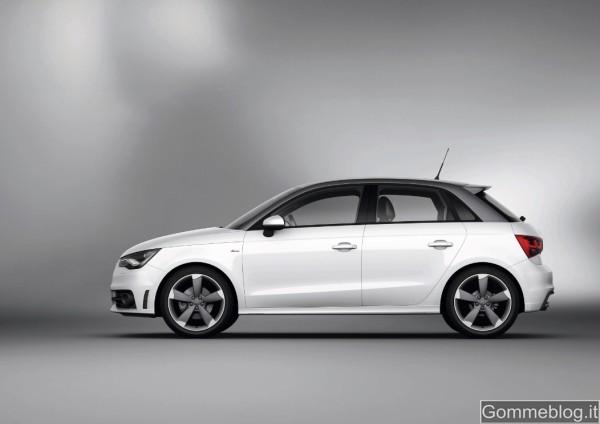 """Audi A1 Sportback: analizziamo questa nuova """"piccola"""" 5 porte sportiva"""