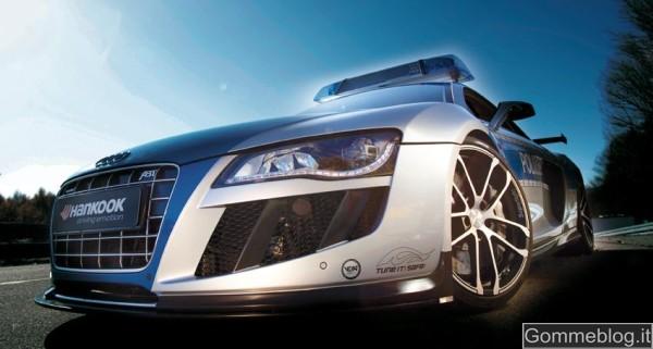 Audi R8 Polizei: una supercar by ABT da cui non si scappa !