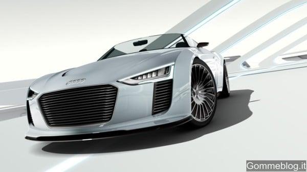 Audi: il futuro è la fibra di carbonio. Ecco cosa guideremo domani
