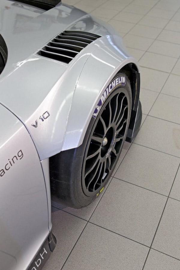 Le Mans Series: gomme Michelin per la nuova Audi R8 LMS 2