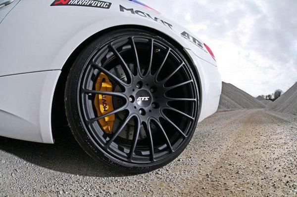 BMW M3 460cs: con Michelin Pilot Sport Cup per lo 0 - 100 in 4.1 secondi 2