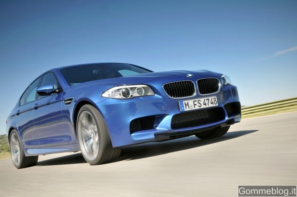 Nuova BMW M5: Report completo su Tecnica e Performance, con immagini e video 5
