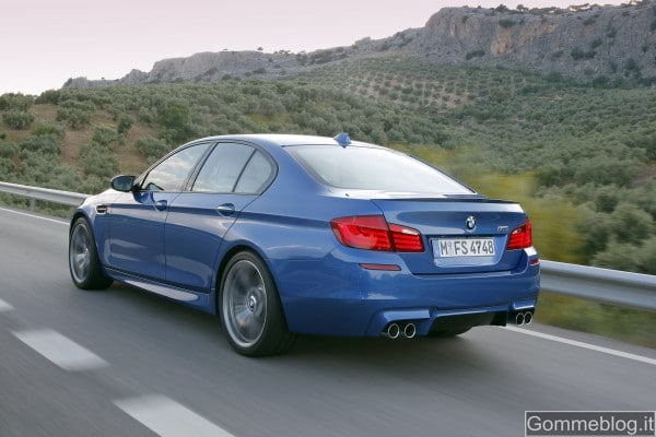 Nuova BMW M5: Report completo su Tecnica e Performance, con immagini e video 9