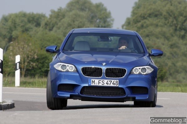 Nuova BMW M5: Report completo su Tecnica e Performance, con immagini e video 6