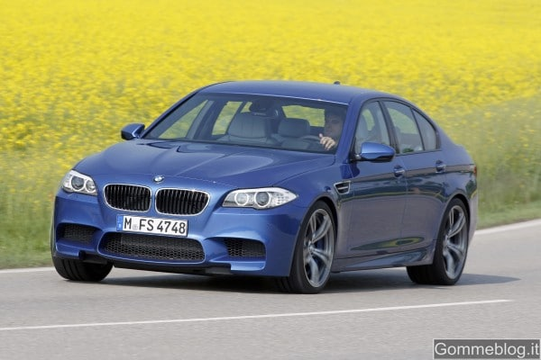 Nuova BMW M5: Report completo su Tecnica e Performance, con immagini e video 10