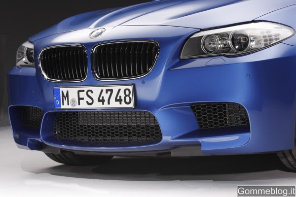 Nuova BMW M5: Report completo su Tecnica e Performance, con immagini e video 11