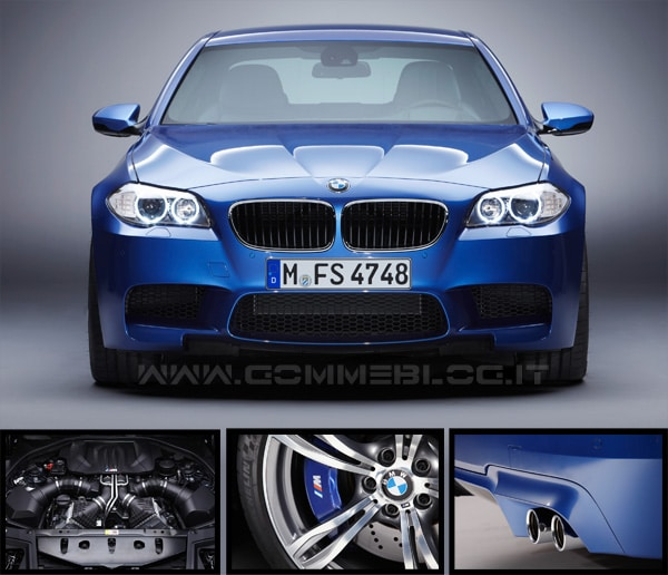 Nuova BMW M5: Report completo su Tecnica e Performance, con immagini e video 14