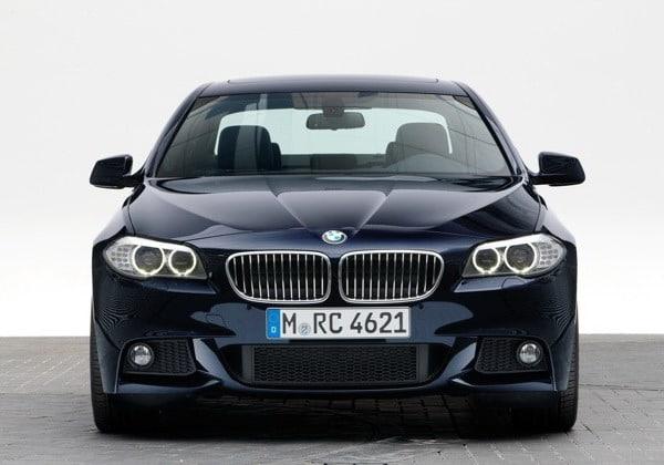BMW M550d e non M5d. Questo il nome della nuova Serie 5 con tre turbo e 381 CV
