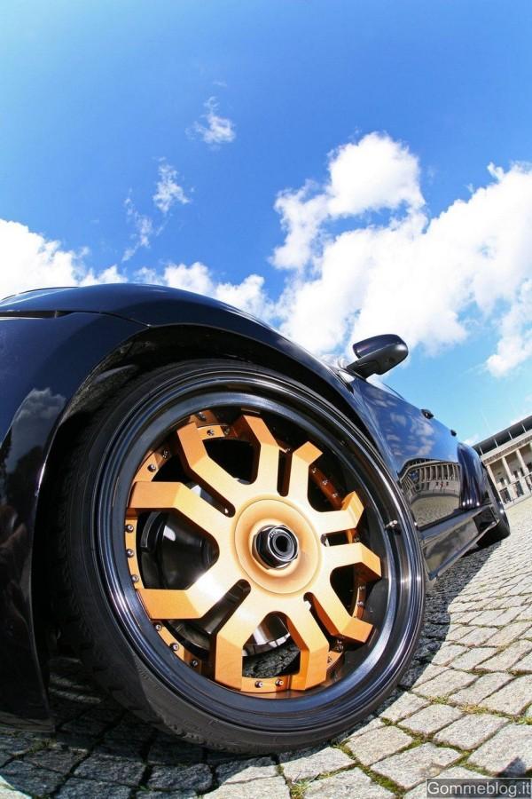 """BMW X6 Tuning: CLP monta cerchi in lega da 23"""" con canale da 12.5J 2"""