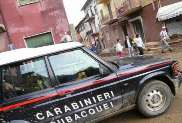 Alluvione Liguria: chiusa la SS1 Aurelia a Borghetto Vara 3