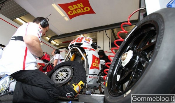 Bridgestone: ecco come nascono le gomme da MotoGP 6