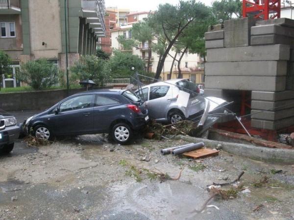 Alluvione Liguria: incentivi ed agevolazioni Fiat 1