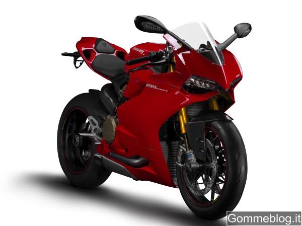 Ducati 1199 Panigale è la moto più bella di EICMA 2011