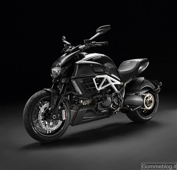 """Ducati Diavel AMG Special Edition: quando un """"diavolo"""" incontra una """"stella"""""""