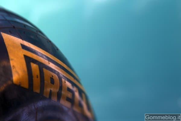 """Pirelli svela la """"forma"""" delle nuove gomme PZero F1 2012"""