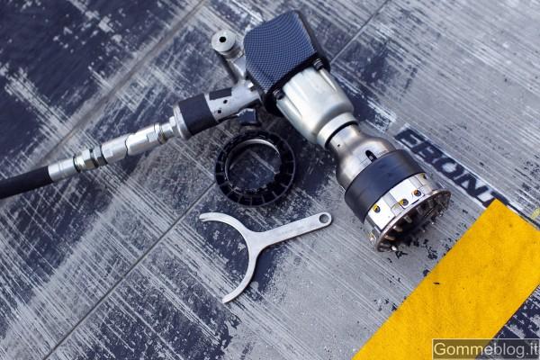 """Pirelli svela la """"forma"""" delle nuove gomme PZero F1 2012 1"""