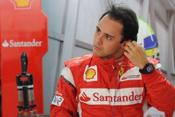 """Massa: """"ad Abu Dhabi, poca aderenza con le Pirelli PZero Medium"""""""