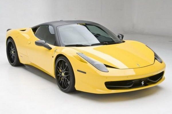 Ferrari 458 Italia Milano Tuning DMC: cerchi in lega da 22 e 600 CV