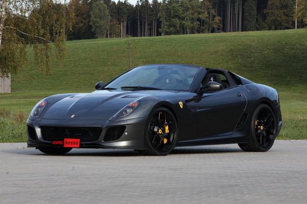 Novitec Rosso Ferrari SA Aperta: 888 CV e cerchi in lega da 22