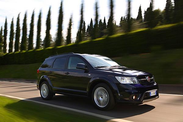 """Fiat al Motor Show di Bologna: dalla nuova Panda al Freemont AWD con cerchi da 19"""" 4"""