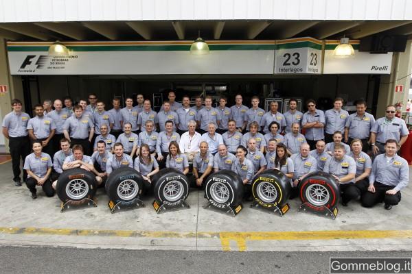 Pirelli: Tutte le statistiche sul Campionato di Formula 1 2011
